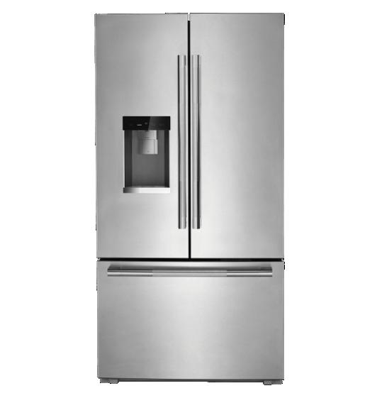 JennAir® RISE™ French Door Refrigerator with Dispenser