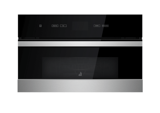 """A 27"""" Built-In Microwave Oven With Speed-Cook."""