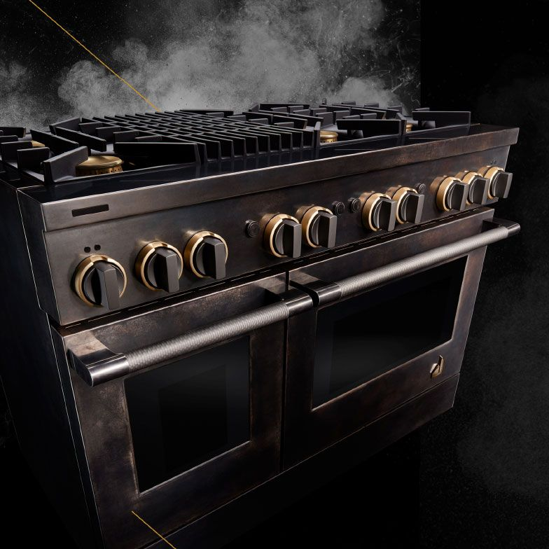 JennAir® delivers aesthetic edge in coveted, industry exclusive kitchen offerings