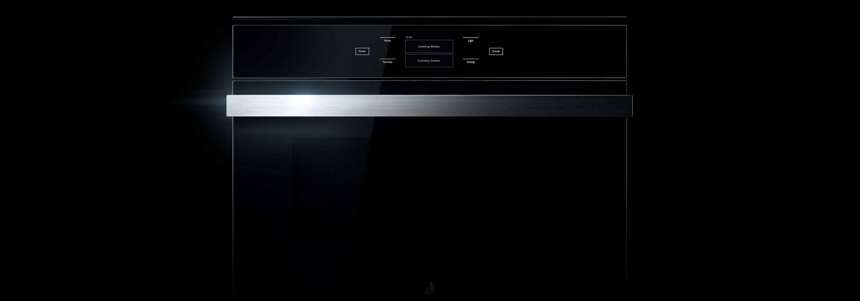 NOIR™ 60cm Built-In Speed Oven