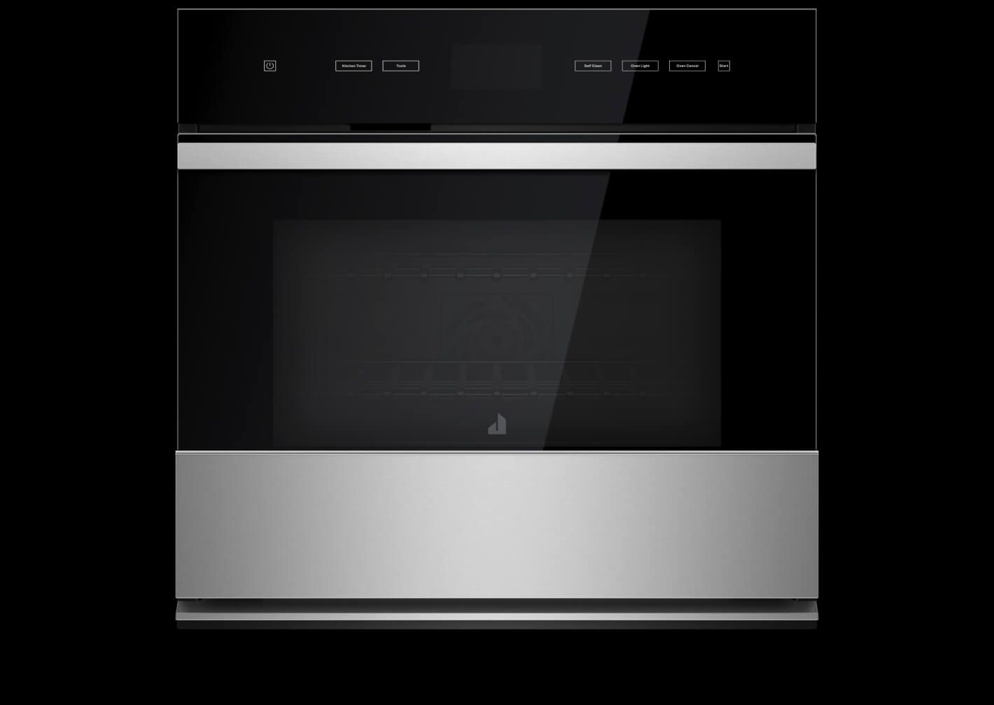 A NOIR™ Design Wall Oven from the Urban Living lineup.