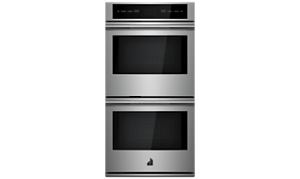 A JennAir® 27-inch double wall oven.