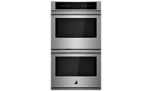 A JennAir® 30-inch double wall oven.