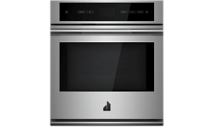 A JennAir® 27-inch single wall oven.
