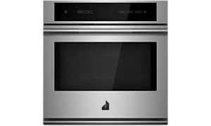A JennAir® 30-inch single wall oven.
