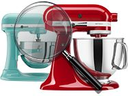 Stand mixer finder