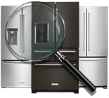 Refrigerator Appliance Finder