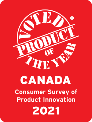 Product of the Year - Canada - Consumer Survey of Product Innovation - 2021