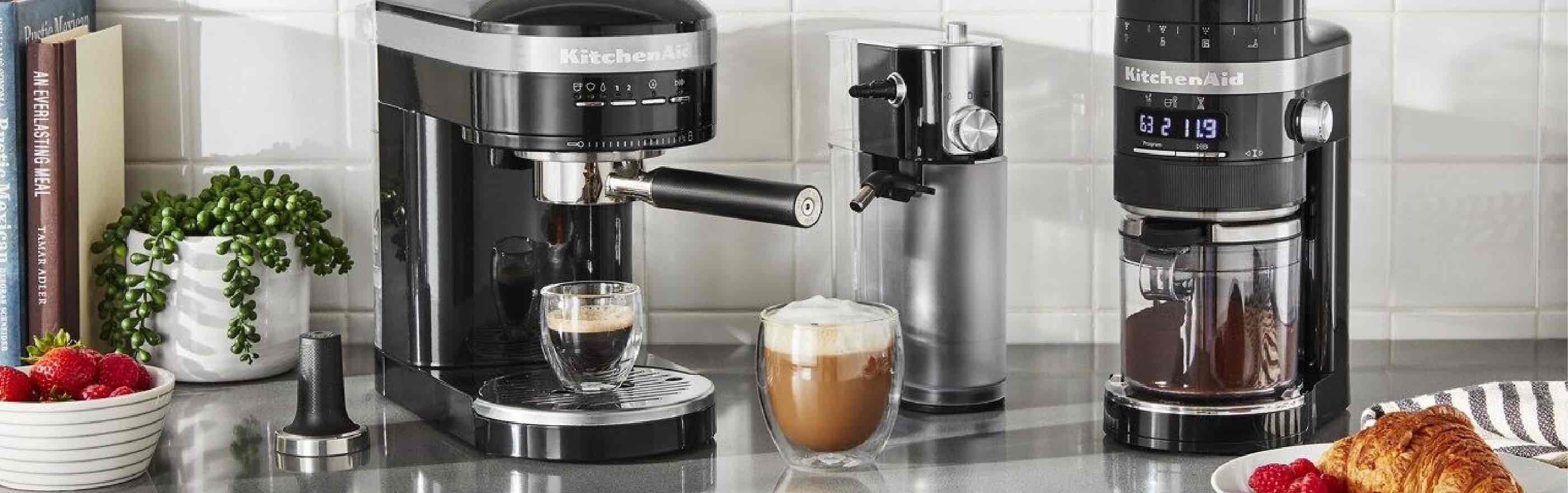 Collection d'appareils à café KitchenAid