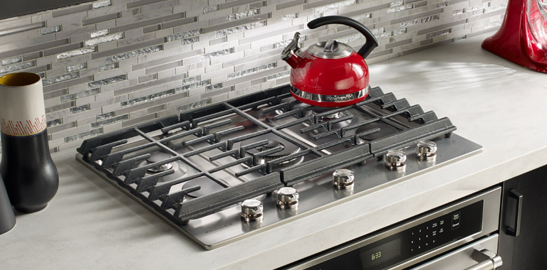 KitchenAid Gas Built-In Cooktop