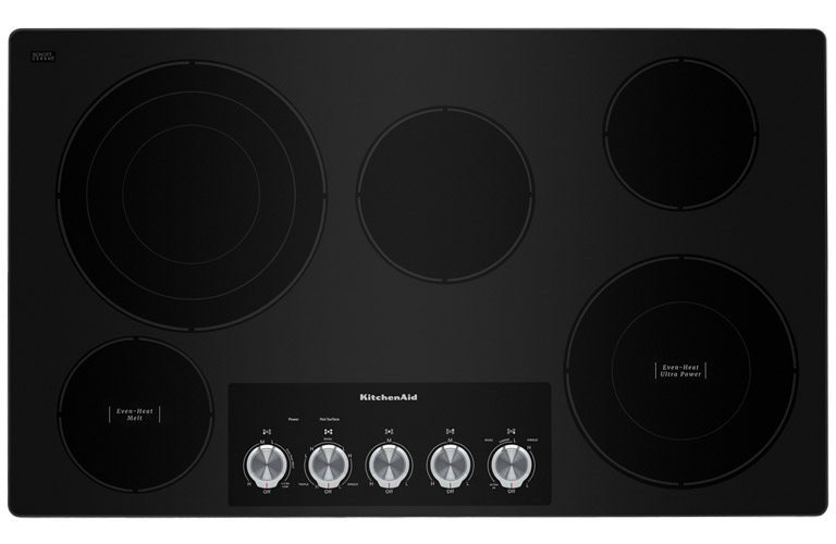 KitchenAid Electric Cooktop