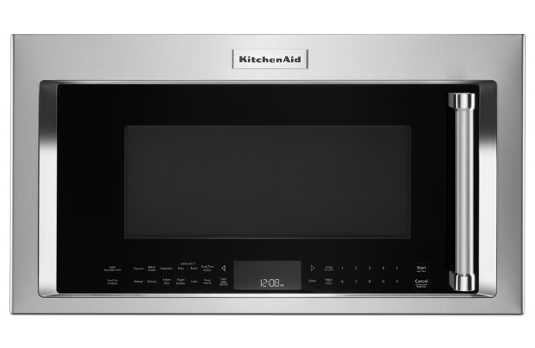 KitchenAid Microwave Hood Combination Ovens