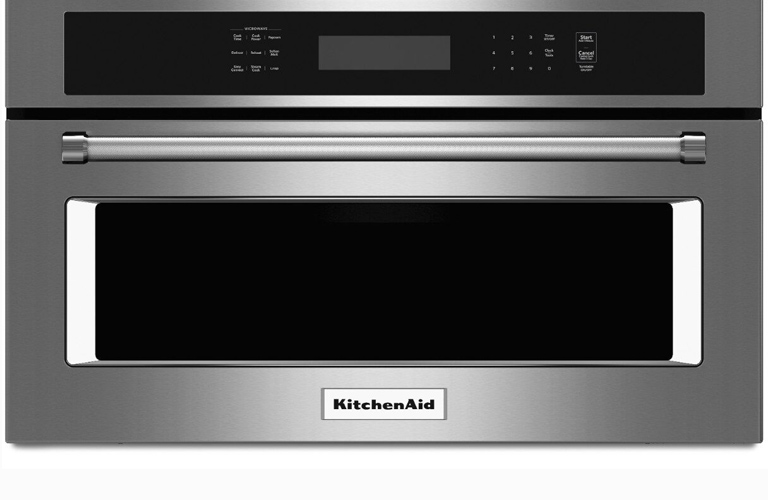 KitchenAid Built-In Microwave Ovens