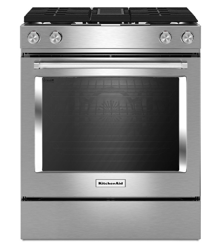 KitchenAid Dual Fuel Range