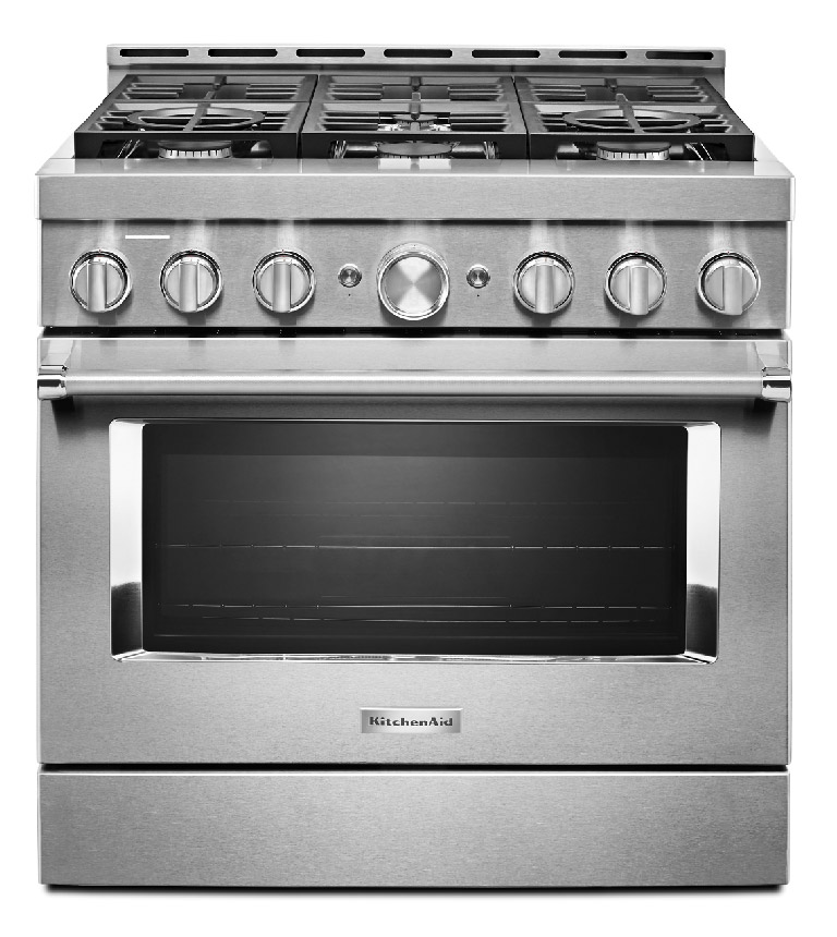 KitchenAid Gas Range
