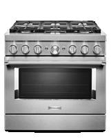 KitchenAid Commercial-Style Range