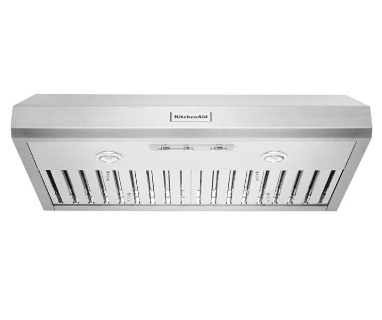 Kitchenaid Undercabinet Ventilation