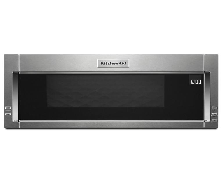 Kitchenaid Microwave Hood Combination Ventilation
