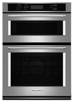 KitchenAid Combination Wall Oven