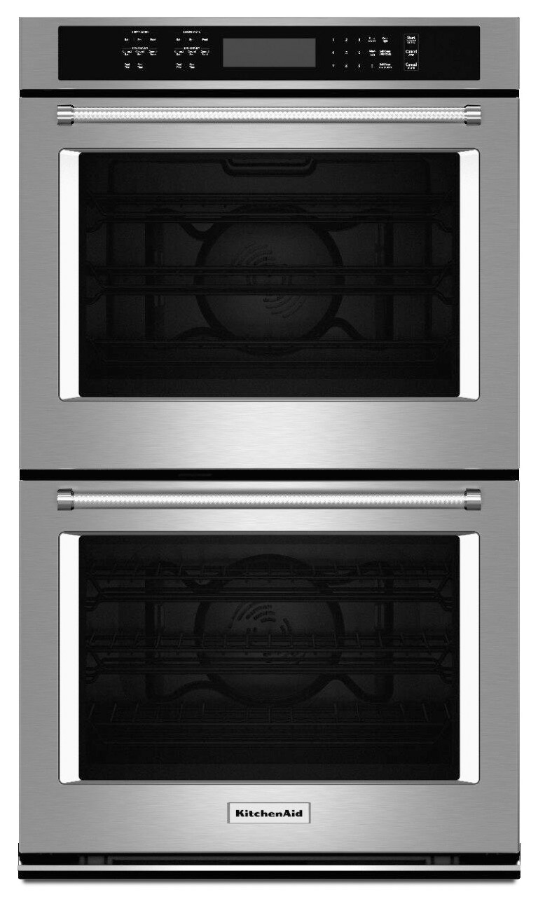 KitchenAid Double Wall Ovens
