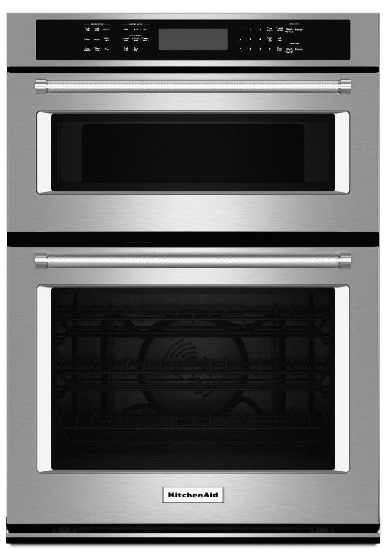 KitchenAid Combination Wall Ovens