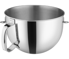 KitchenAid® polished stainless steel bowl for bowl-lift stand mixers.