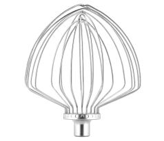 KitchenAid® 11-wire whip for 7-qt. stand mixers.