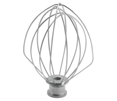 KitchenAid® F-Series 6-wire whip for stand mixers.