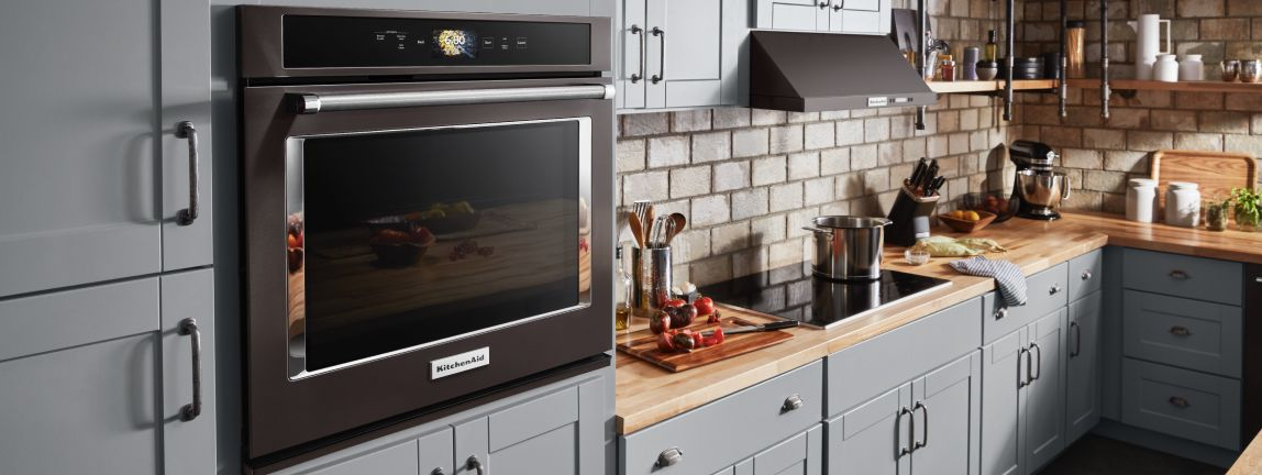 Shop KitchenAid® Wall Ovens.
