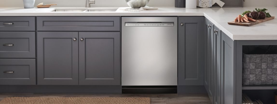 Shop KitchenAid® Dishwashers.