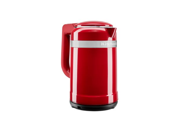 KitchenAid® 1.25 L Electric Kettle with Dual-Wall Insulation.
