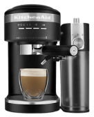 A KitchenAid® Espresso Maker.