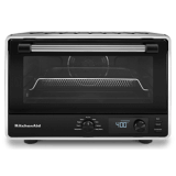 A KitchenAid® Digital Countertop Oven with Air Fry.