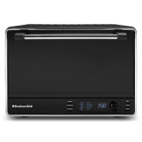 A KitchenAid® Dual Convection Countertop Oven.