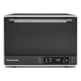 A KitchenAid® Dual Convection Countertop Oven with Air Fry.
