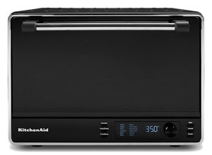 KitchenAid brand brings full-size oven expertise to your countertop.