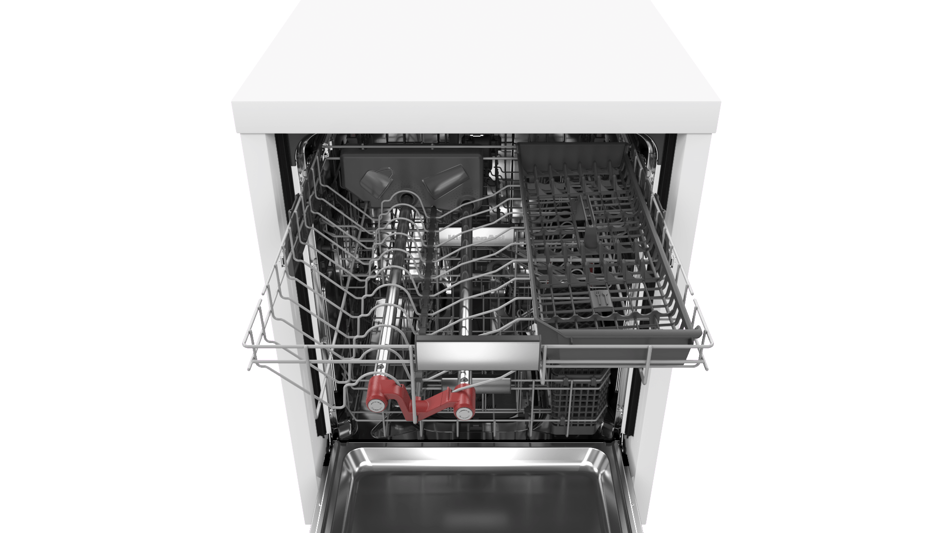 Kitchenaid Major Appliances Dishwasher Features Kitchenaid