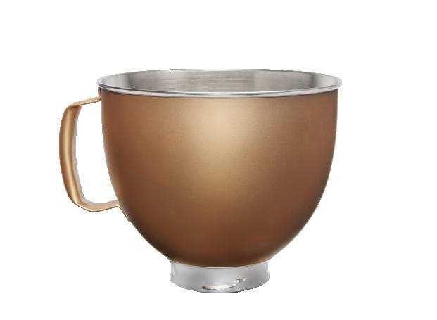 KitchenAid® Stainless Steel Stand Mixer Bowl.