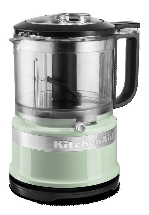 A Pistachio 3.5 Cup Food Chopper.