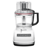 A White 11 Cup Food Processor.