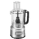 A Contour Silver 9 Cup Food Processor.