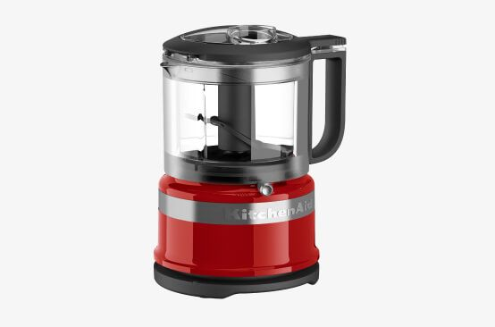 KitchenAid® food chopper.