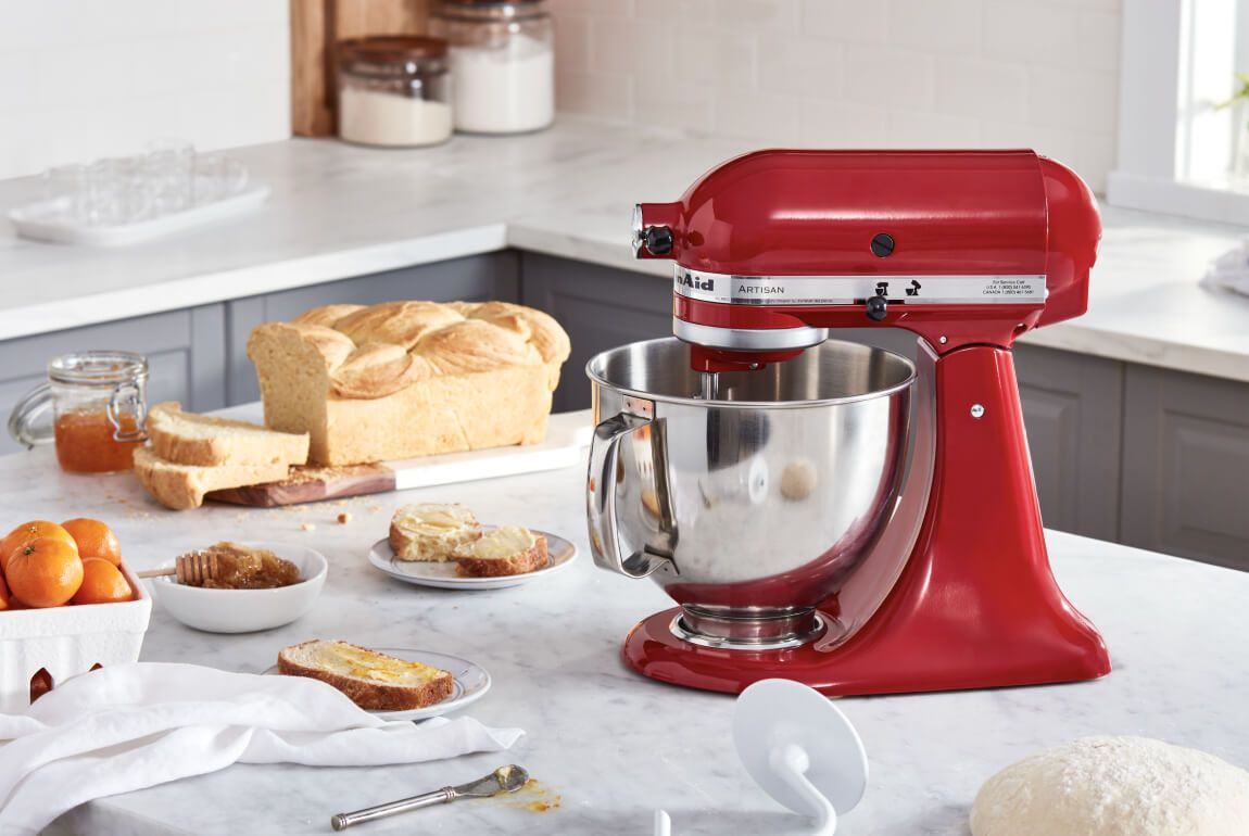 KitchenAid® Artisan® Series Stand Mixer.