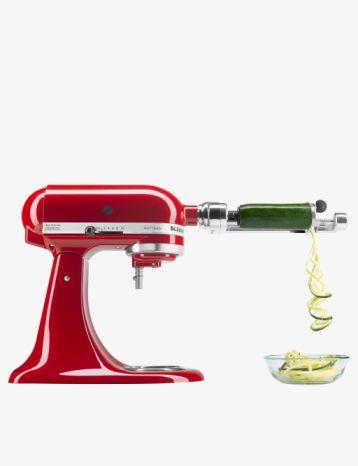 KitchenAid® Stand Mixer attachments.