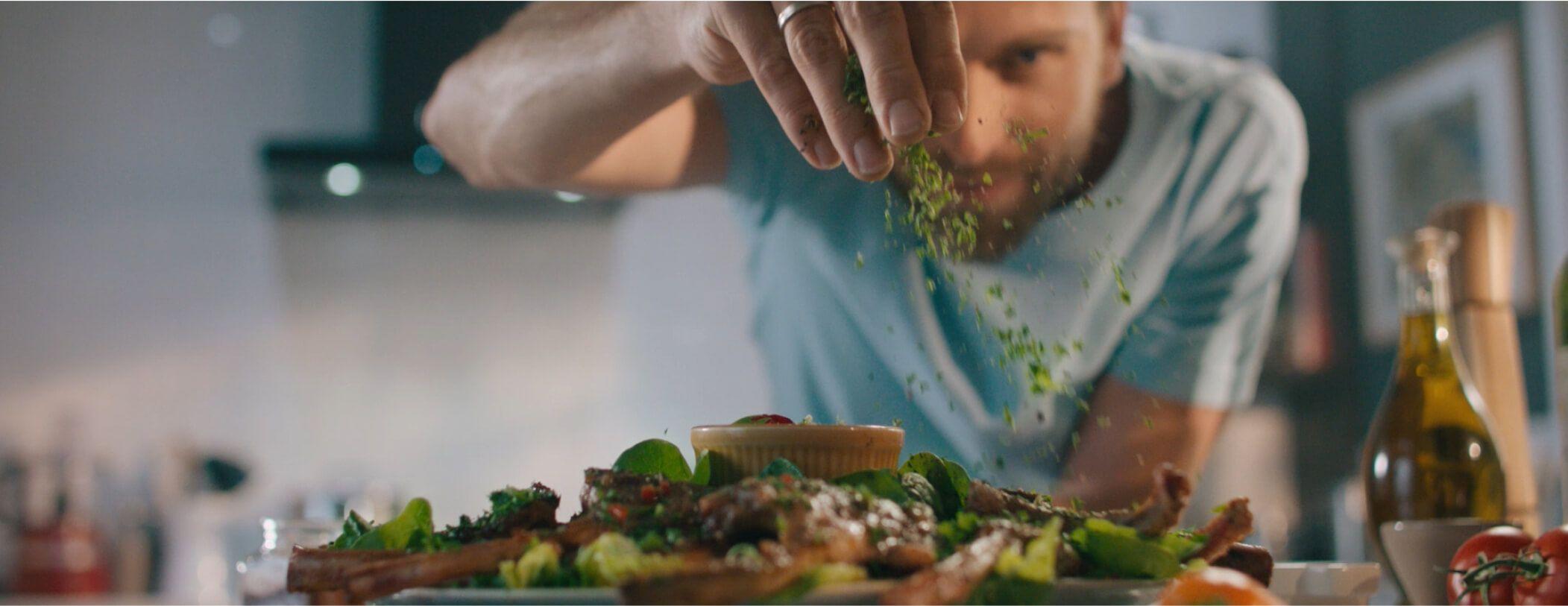 Enjoy Cooking With KitchenAid Appliances