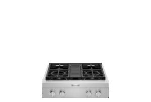 KitchenAid® Cooktop.