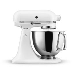 KitchenAid® Artisan® Series 5 Quart Tilt-Head Stand Mixer KSM150PSFW