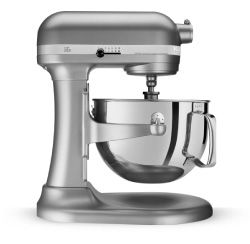 KitchenAid® Pro 600™ Series 6 Quart Bowl-Lift Stand Mixer KP26M1XSL
