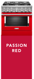 Swatch Passion Red
