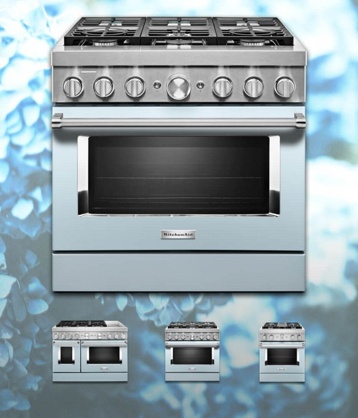 Cooking with KitchenAid® appliances